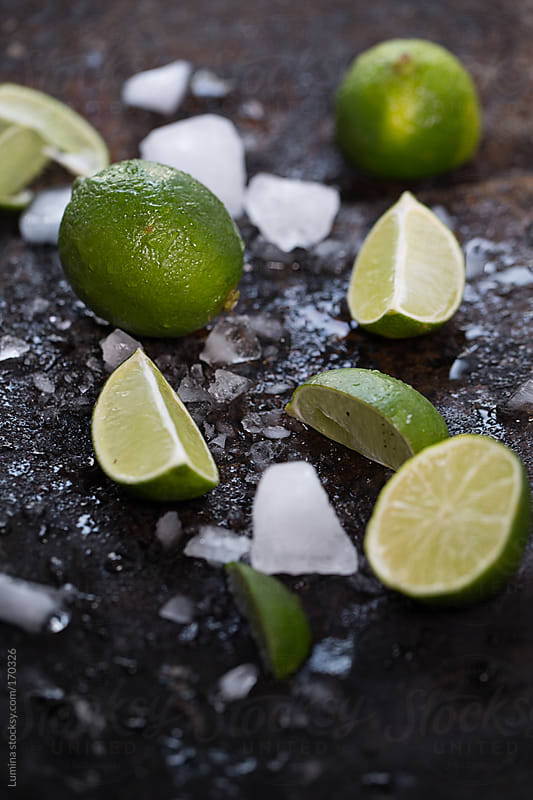 Lime and Ice by Lumina for Stocksy United