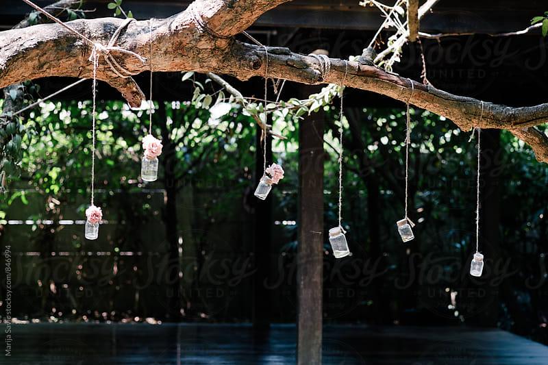 Hanging Jars by Marija Savic for Stocksy United