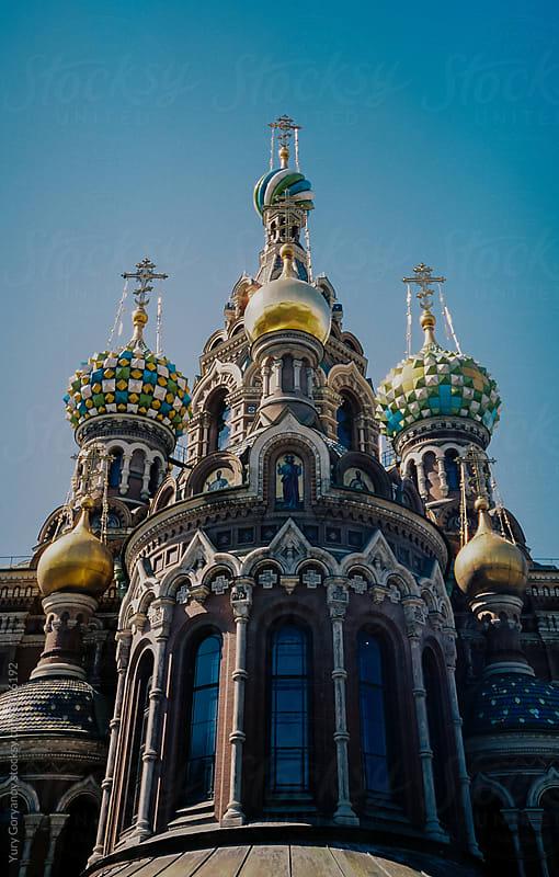 Church of the Savior on Blood.  by Yury Goryanoy for Stocksy United