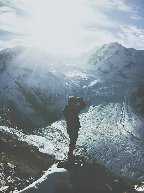 Travels through Switzerland by Luke Gram for Stocksy United