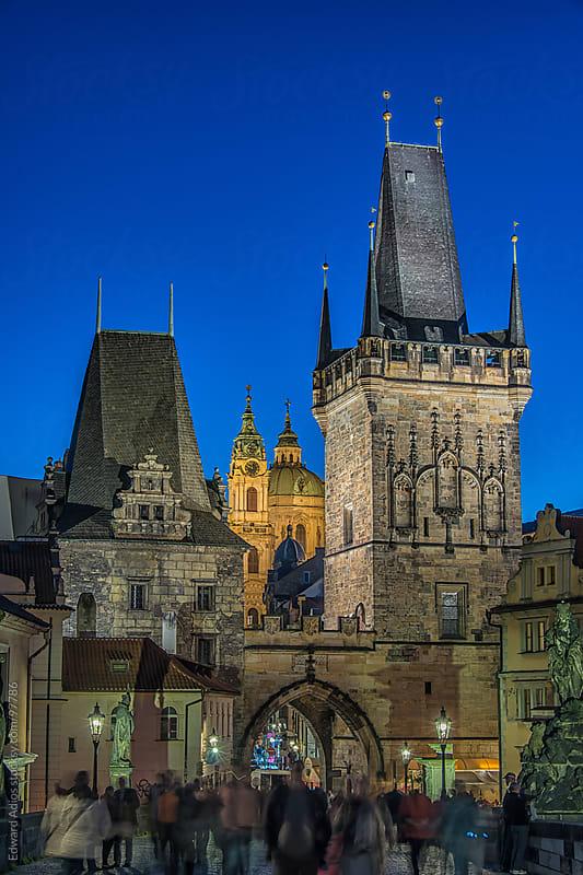 Prague, UNESCO, Eastern Europe by Edward Adios for Stocksy United