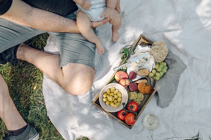 Picnic in the Park by Hung Quach for Stocksy United