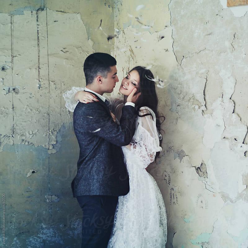 Beautiful happy couple by Jovana Rikalo for Stocksy United