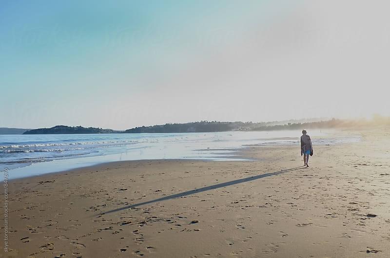 Beach Boy by skye torossian for Stocksy United