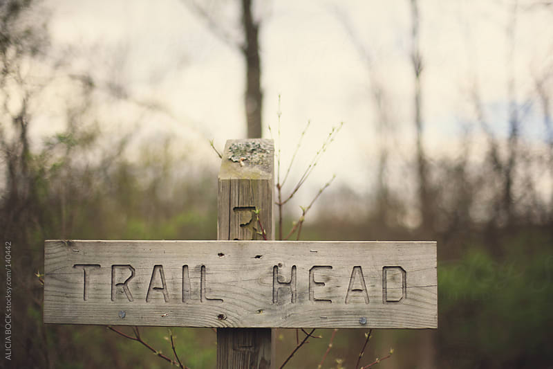 Trail Head by ALICIA BOCK for Stocksy United
