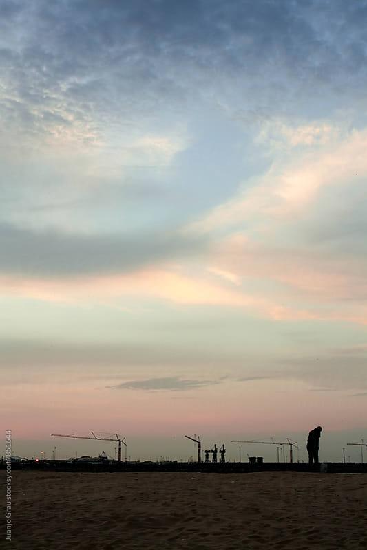 Sunset by Juanjo Grau for Stocksy United