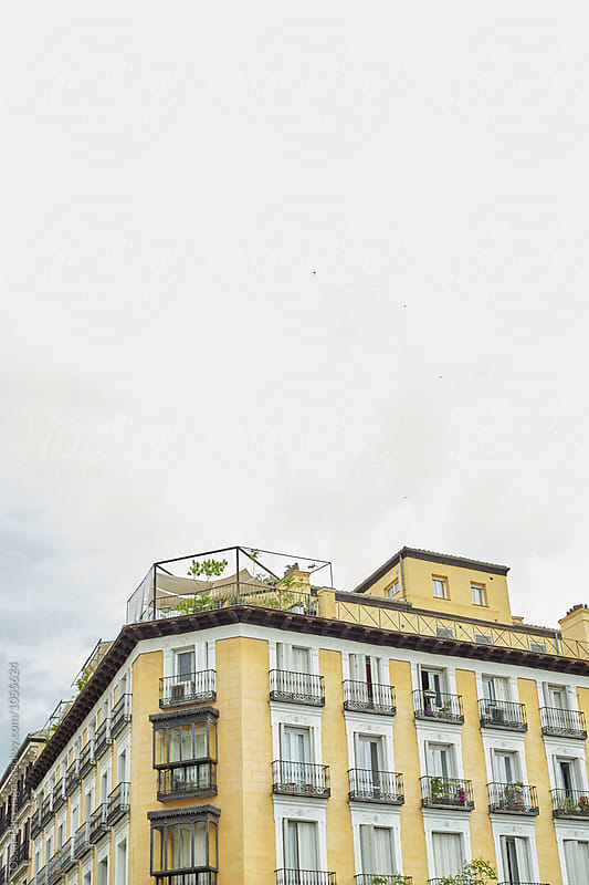 Madrid Terraces by Oscar Parasiego for Stocksy United