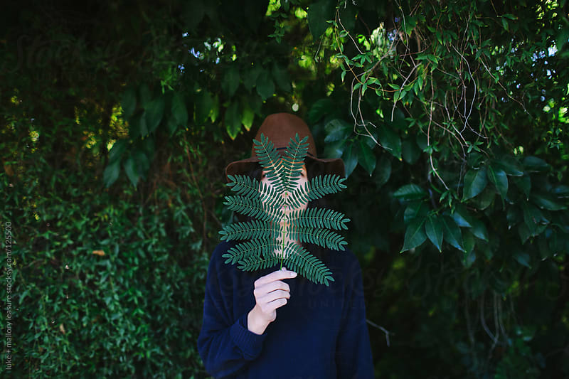 Don't Ever Leaf Me by luke + mallory leasure for Stocksy United