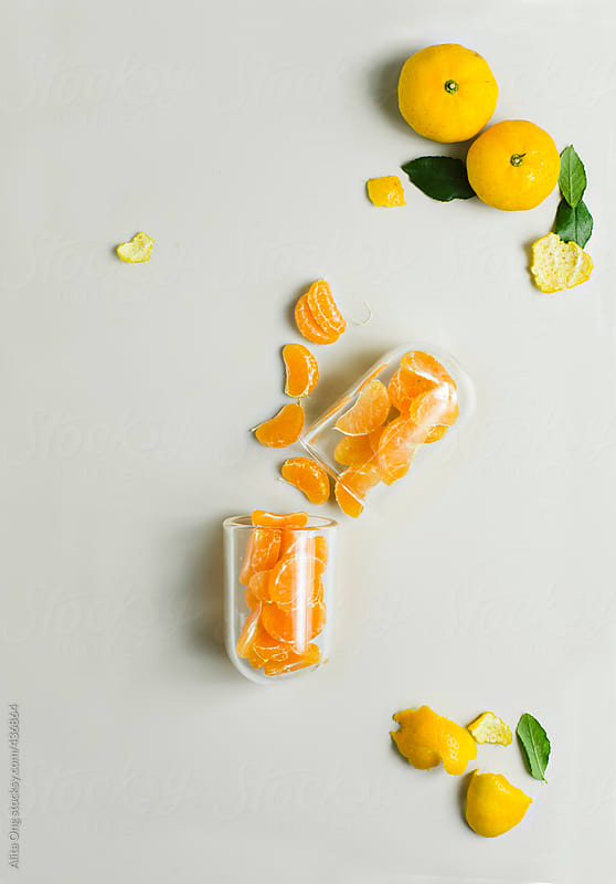 Vitamin C by Alita Ong for Stocksy United
