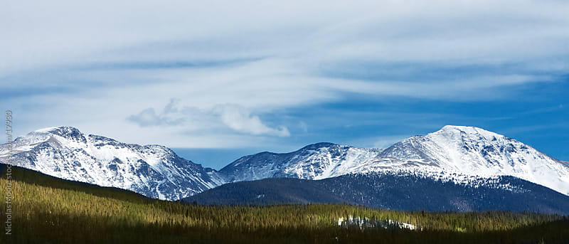 Granby, Colorado by Nicholas Moore for Stocksy United