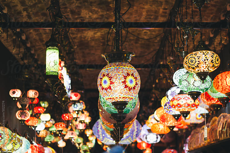 Lanterns by Milena Milani for Stocksy United