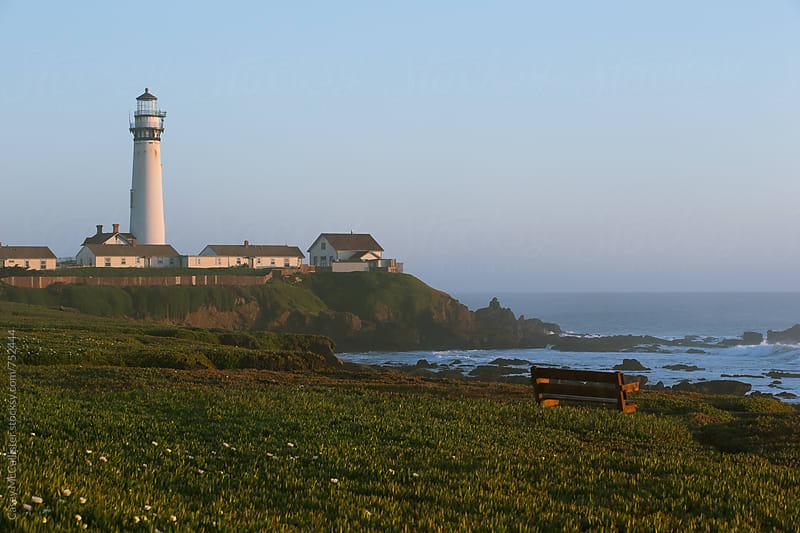California Lighthouse by Casey McCallister for Stocksy United