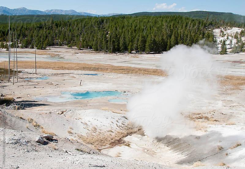 Geothermal Steam by Rhonda Adkins for Stocksy United