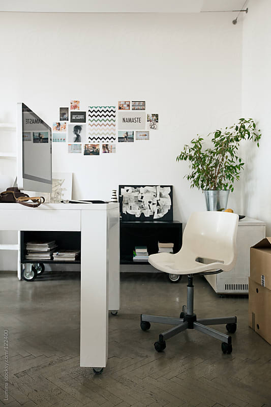 Modern Office by Lumina for Stocksy United