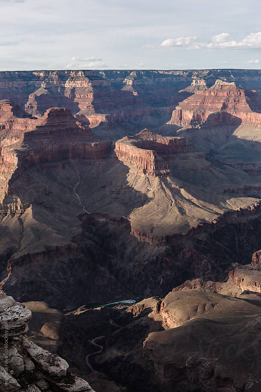 Gran Canyon, Arizona, USA by michela ravasio for Stocksy United