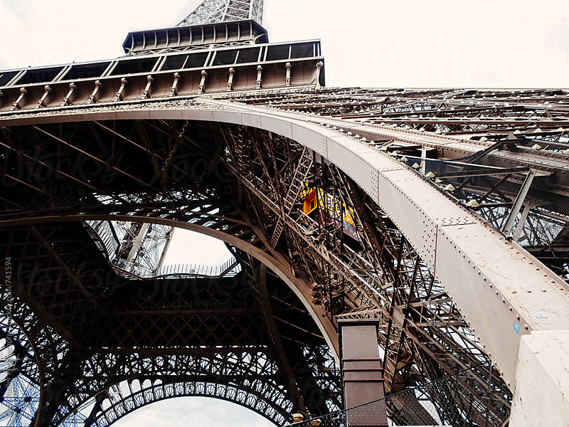 Eiffel Tower by Gary Radler Photography for Stocksy United