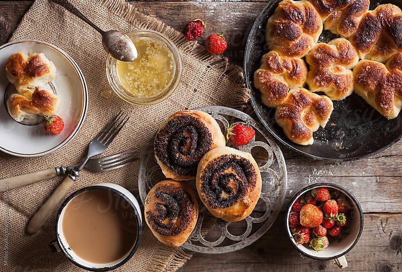 Tasty breakfast by Milles Studio for Stocksy United