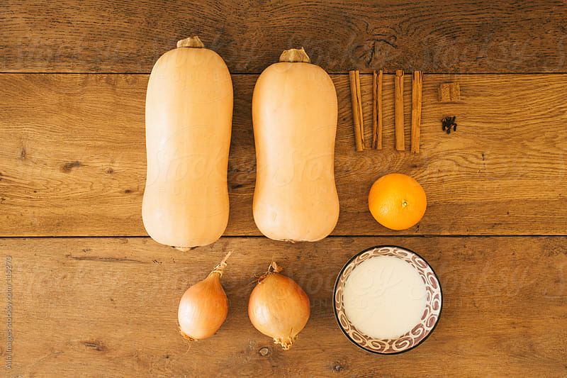 Recipe of Butternut Squash Soup by Aila Images for Stocksy United