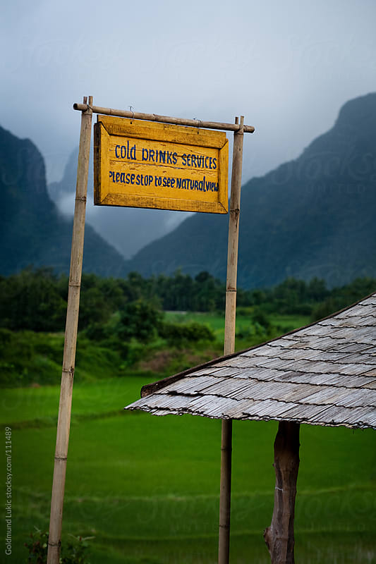 Rural Scenery in Central Laos by Goldmund Lukic for Stocksy United