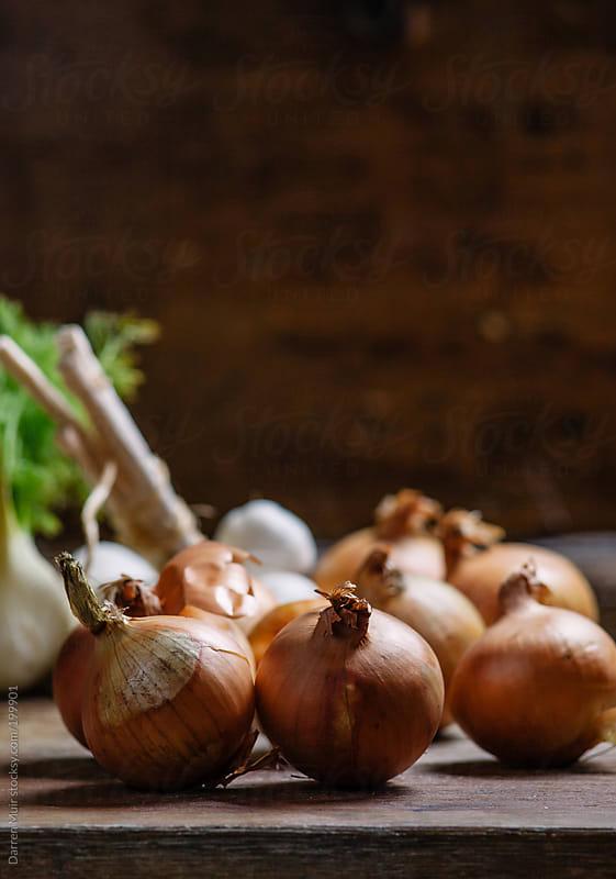 Spanish onions. by Darren Muir for Stocksy United