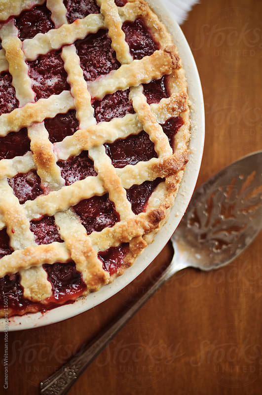 Cherry Pie by Cameron Whitman for Stocksy United