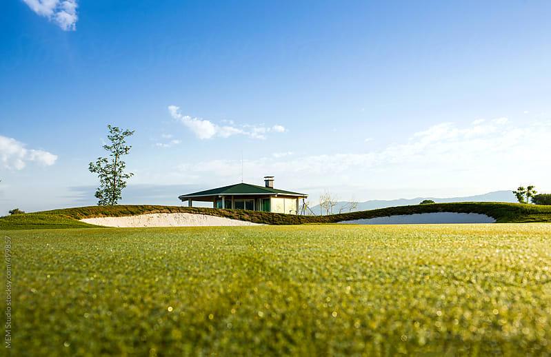 Golf Club by MEM Studio for Stocksy United