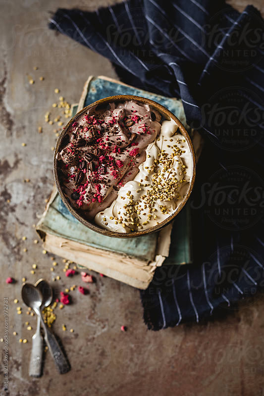 Ice cream by Tatjana Ristanic for Stocksy United