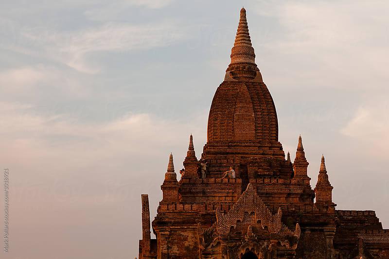Myanmar - Bagan by Mark Pollard for Stocksy United