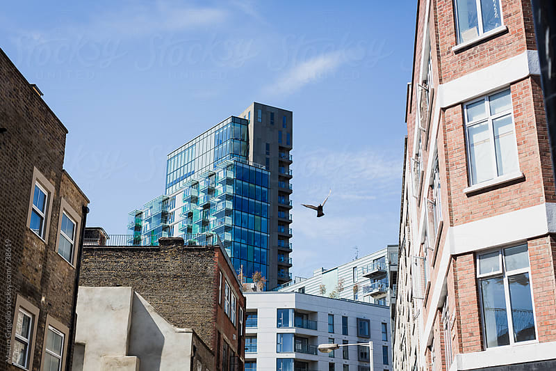 Buildings in London by Mauro Grigollo for Stocksy United