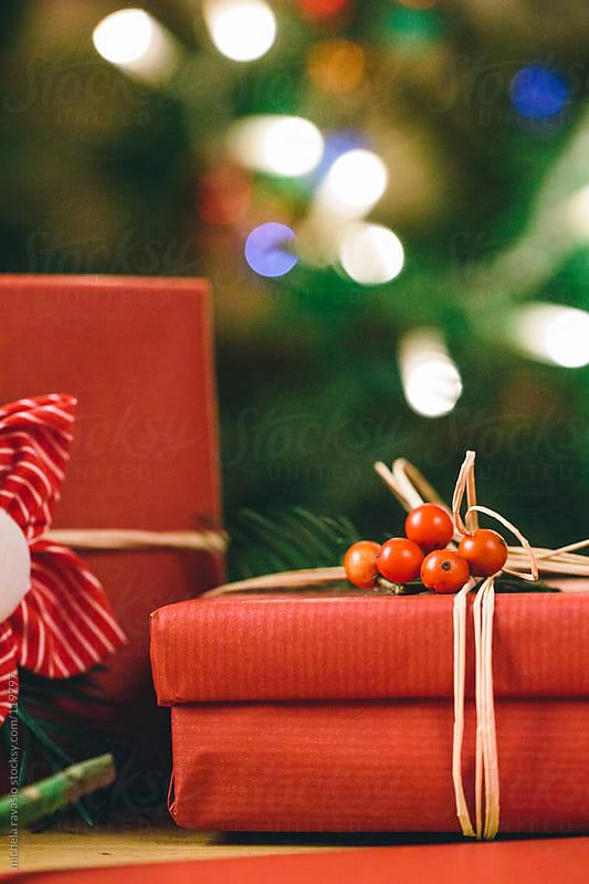 Christmas Present by michela ravasio for Stocksy United