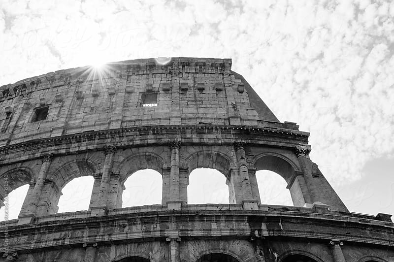 Colosseum by Jen Grantham for Stocksy United