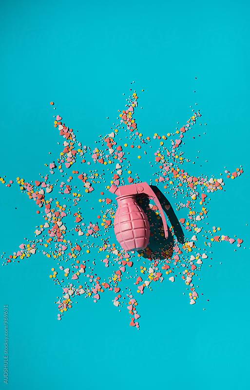 Sugar explosion. by Marko Milanovic for Stocksy United