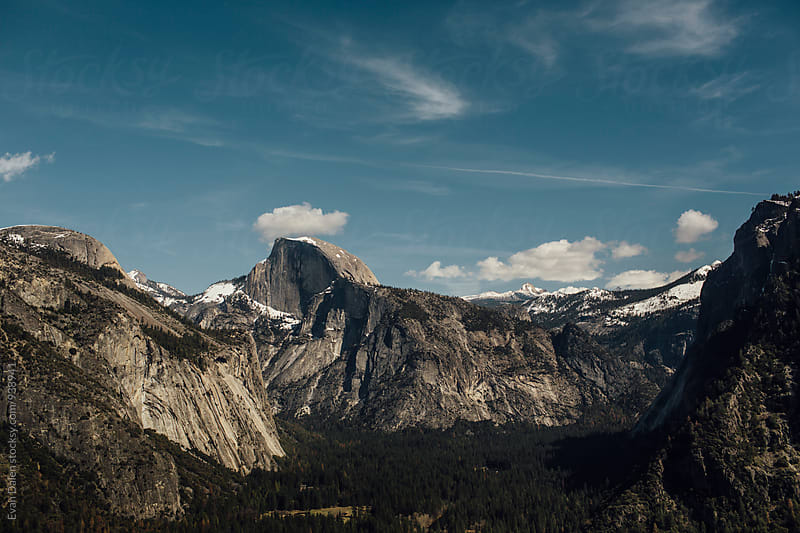 Yosemite National Park by Evan Dalen for Stocksy United