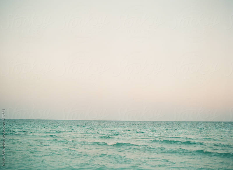Tranquil Sea by Marlon Richardson for Stocksy United