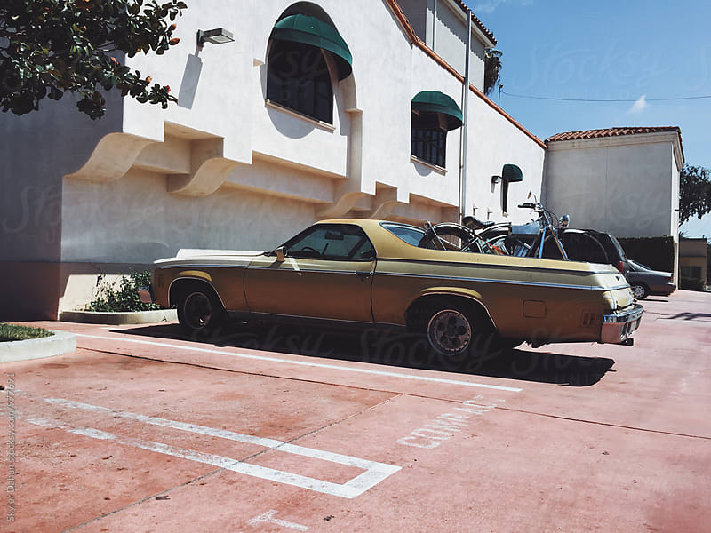 El Camino by Skyler Dahan for Stocksy United
