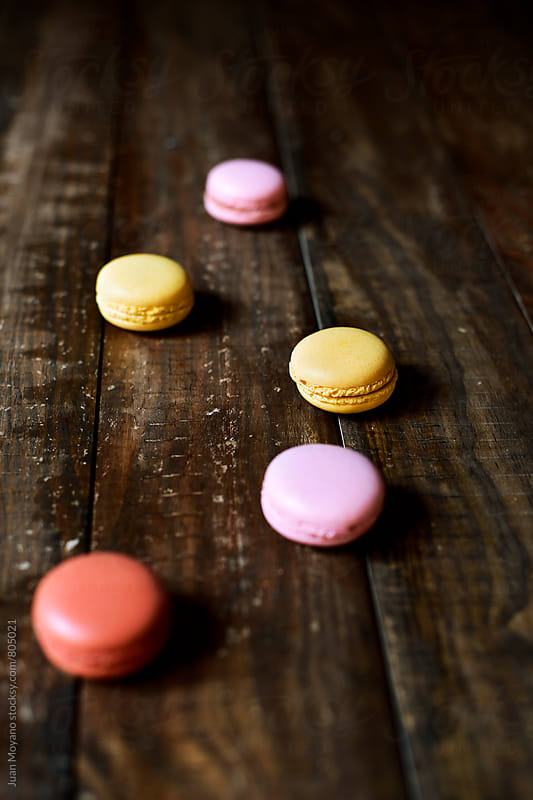 macarons by juan moyano for Stocksy United