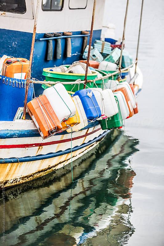Fishing Boat by Helen Sotiriadis for Stocksy United