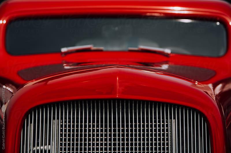 Hot Rod Car by Gabriel (Gabi) Bucataru for Stocksy United