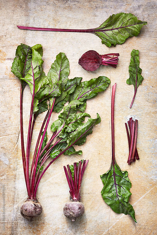 Beetroot by James Ross for Stocksy United