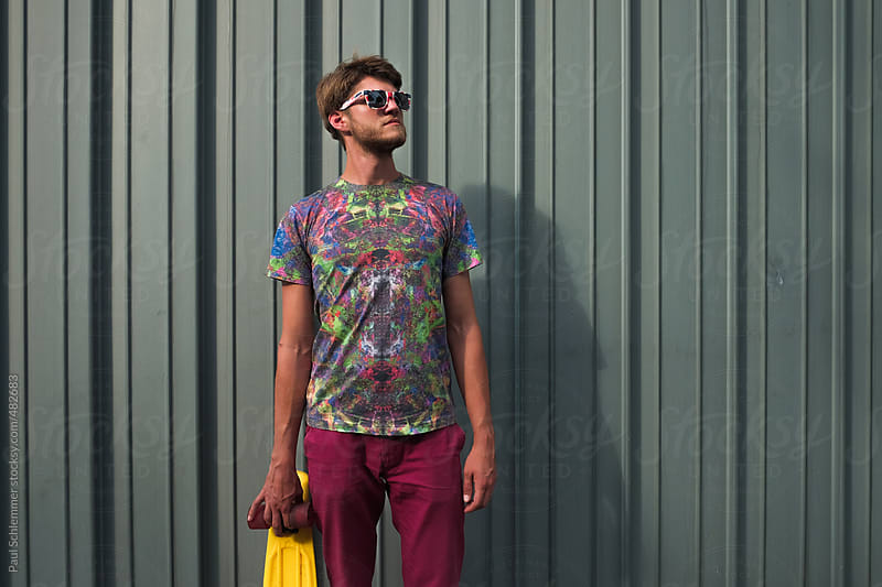 cool miguel by Paul Schlemmer for Stocksy United