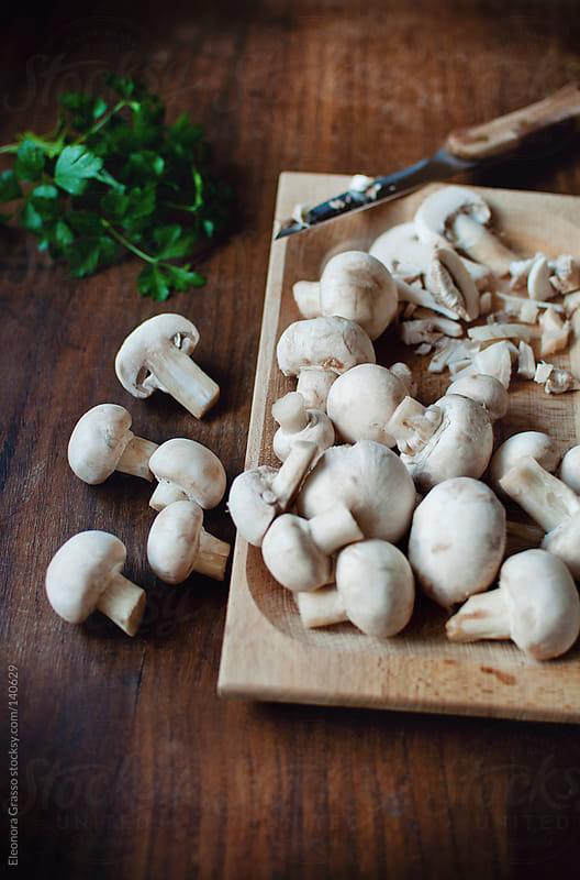 Mushroom by Eleonora Grasso for Stocksy United