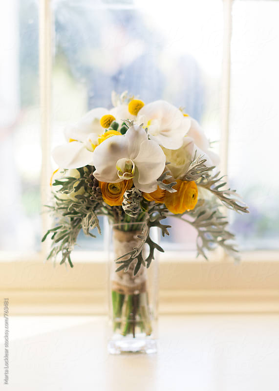 Brides bouquet by Marta Locklear for Stocksy United