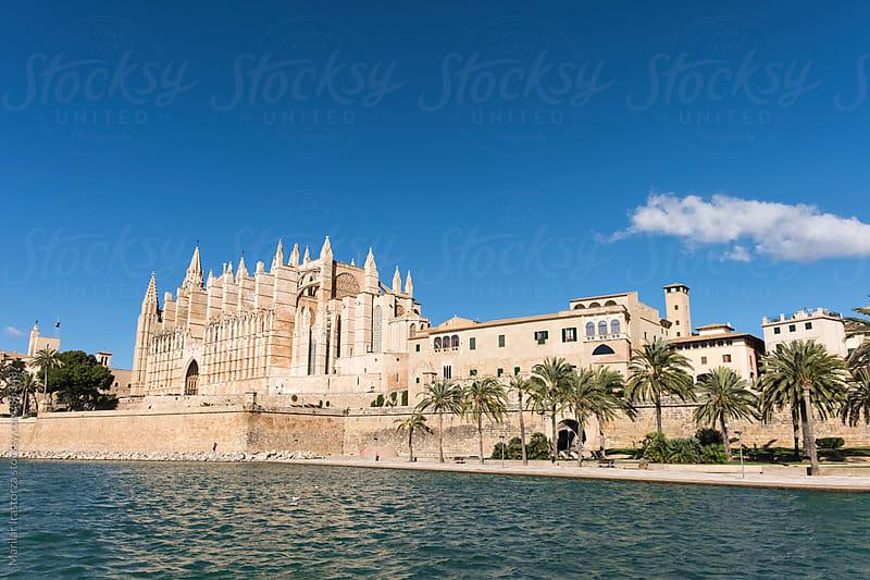 Cathedral of Palma de Majorca by Marilar Irastorza for Stocksy United