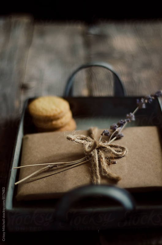 a package by Crissy Mitchell for Stocksy United