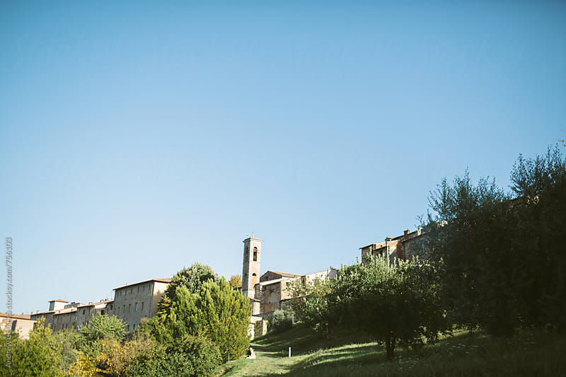 Tuscany Italy by Andrew Cebulka for Stocksy United