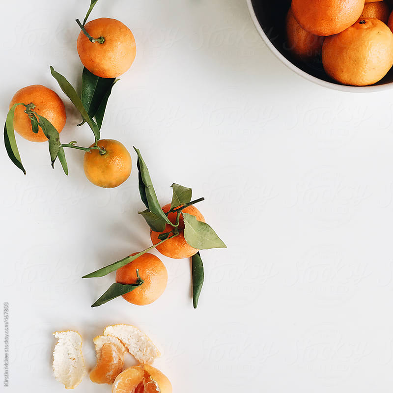 Clementines by Kirstin Mckee for Stocksy United