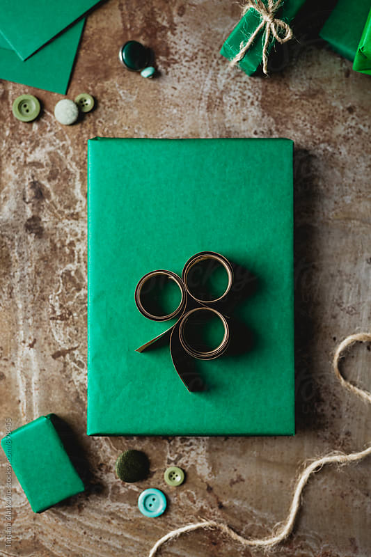 Decoration for Saint Patrick's Day by Tatjana Ristanic for Stocksy United