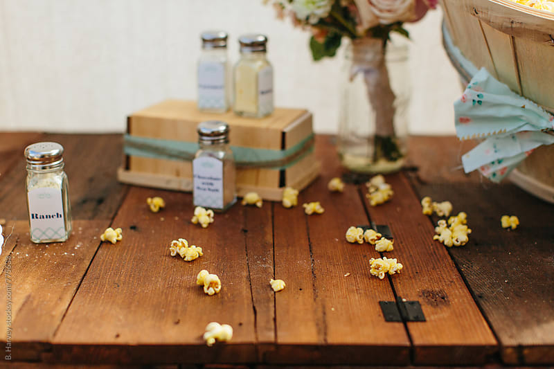 Make Your Own Popcorn by B. Harvey for Stocksy United