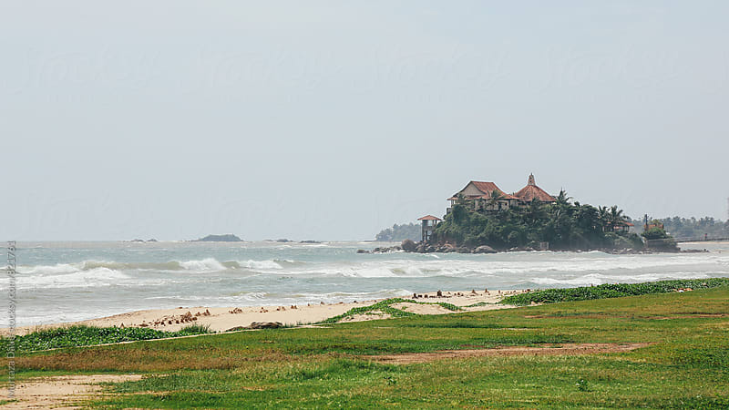 An Island in sri lanka by Murtaza Daud for Stocksy United