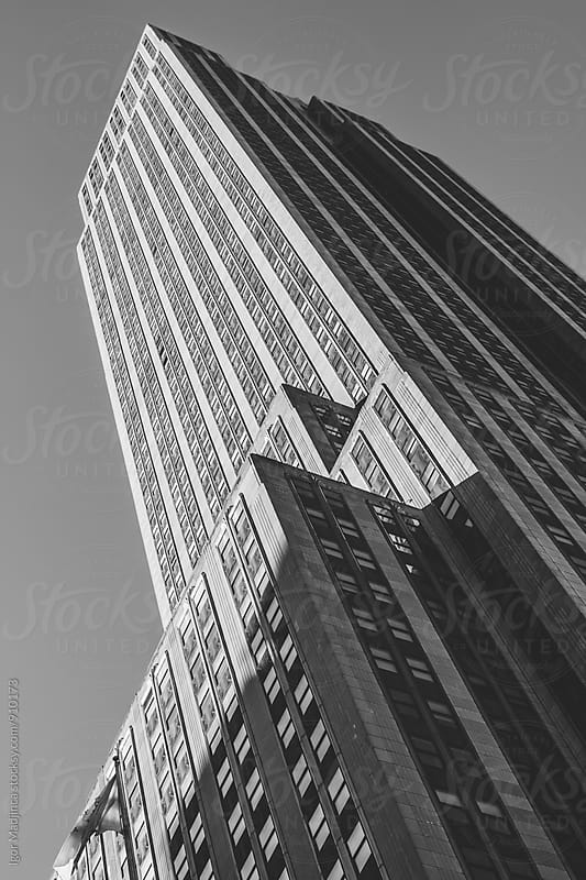 New York Skyscraper by Igor Madjinca for Stocksy United